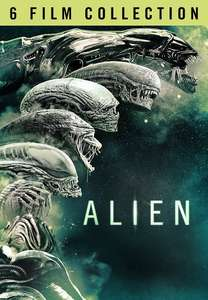 Alien 6-Film Collection £15.99@Google Play Store