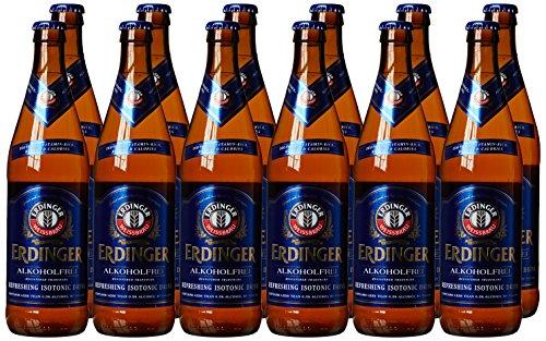 Erdinger Alkoholfrei - 12 Bottles for £14.40 Alcohol Free Beer/Energy Drink @ Amazon (Prime Exclusive)