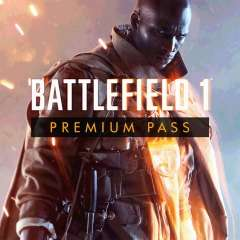 Battlefield 1 Premium pass PS4. £11.99 - PSN