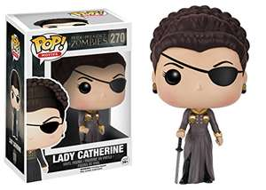 Lady Catherine Vinyl POP!  £2.99 Add on @ Amazon
