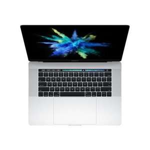 Apple MacBook Pro Core i7 2.6GHz 16GB 256GB SSD 15 Inch OS X 10.12 Sierra with Touch Bar Laptop - MLW72B/A £1739 - Debenhams Plus