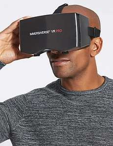 Mobile VR headset half price at M&S back in stock - £9.75