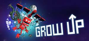 Grow Home (£1.74) / Grow Up (£2.17) or £3.52 for both (PC Steam)
