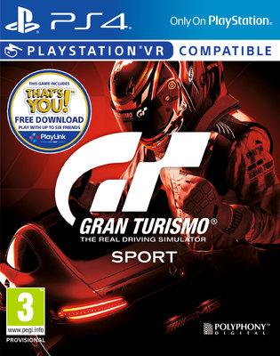 Gran Turismo Sport PS4 - £17.86 @ Shopto