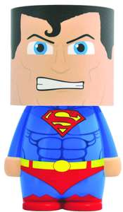 Superman Look-alite LED Mood Light Night Lamp £11.99 (Maplin outlet eBay)