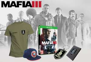 [Xbox One] Mafia III: Merchandise Pack - £14.86 - Shopto