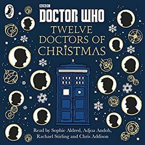 Audible DOTD, 99p 12 Doctors of Christmas audio book