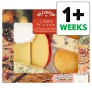 Tesco cheese selection £4
