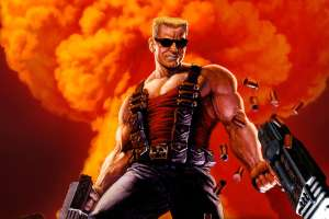 Duke Nukem 3D. 20th anniversary £4.99 PSN Store
