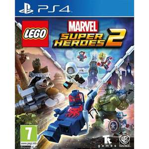 LEGO Marvel Superheroes 2 [PS4/Switch] - The Game Collection £28.95
