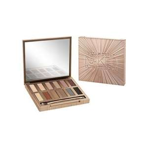 Back in stock at £19.75 Urban Decay @ Debenhams - £2 c&c  - 'Naked Ultimate Basics' eyeshadow palette for £19.75