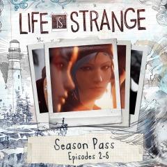 Life is strange season pass PS3 £1.49 @ psn store