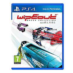 Wipeout: Omega Collection - PS4 - Tesco Direct - BACK IN STOCK £10