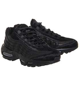 Air Max 95 Black Black Pony at Offspring for £65