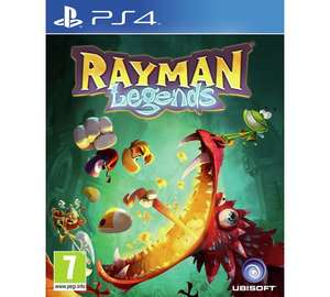 Rayman Legends PS4/Xbox @ argos for £8.99
