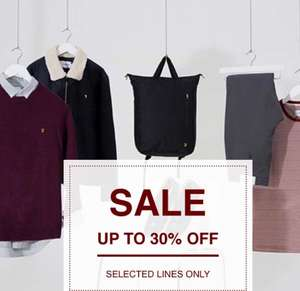 30% off at Farah Clothing