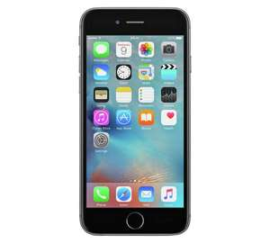 iPhone 6s 16 Gb at Argos for £329.95