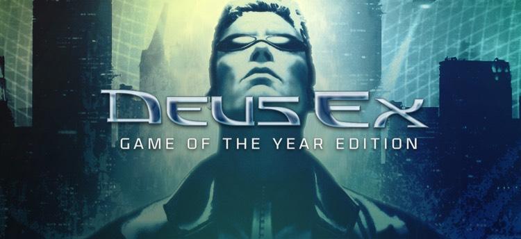 Deus Ex™ GOTY Edition PC