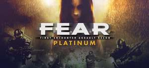 F.E.A.R. Platinum at Gog.com for £1.89