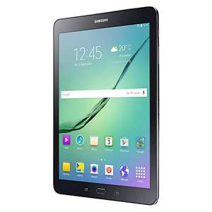 "Samsung Galaxy Tab S2, Octa-core Exynos, Android, 9.7"", Wi-Fi, 32GB, Black, £299 from JLewis."