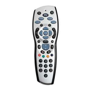 Half Price Genuine Sky+ HD Remotes for £11 (-optional £1.81 TCB) from Sky