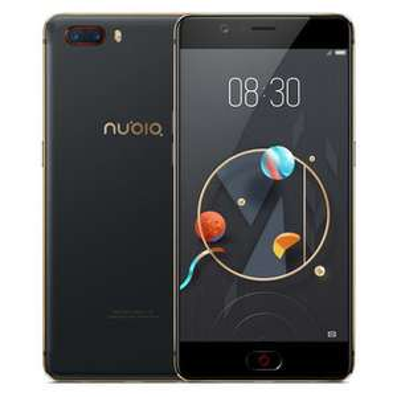 Nubia M2 Global Rom 5.5 inch 4GB RAM 64GB ROM Qualcomm Snapdragon Banggood for £122.78
