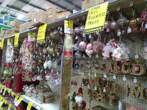 Christmas Clearance In-store @ Homebase (most items 80% off)