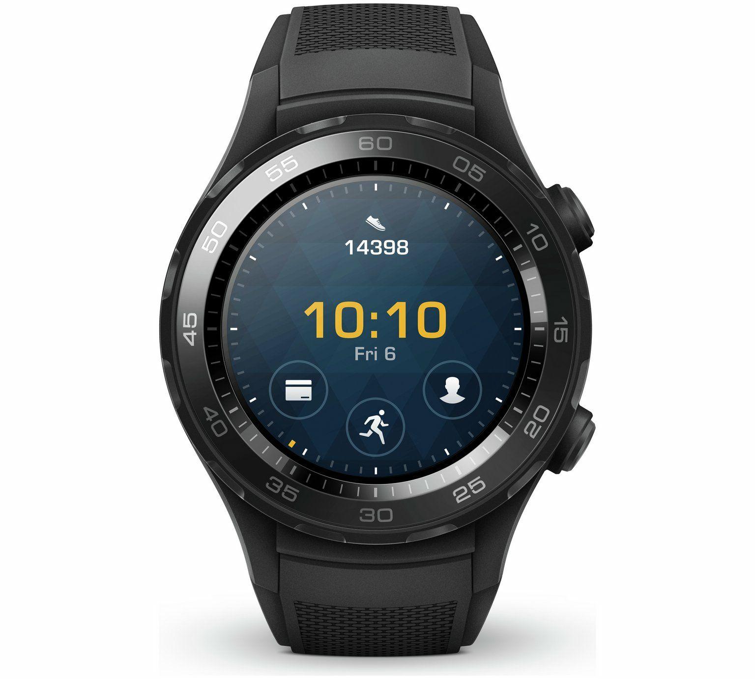 Huawei Watch 2 Sport Smart Watch £179 @ Argos