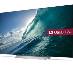 "LG OLED55C7V 55"" Smart 4K Ultra HD HDR OLED TV £1499 @ PC world with 5 yr Guarantee"