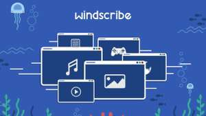 Windscribe pro VPN £14 for 20 months - unlimited usage