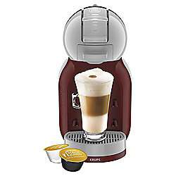 Dolce Gusto mini me £39 @ Tesco Direct £35 with code. £30 of coffee vouchers available