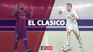 REMINDER that EL CLASICO is LIVE FREE on Sky1 right NOW