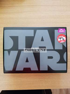 Star Wars Battlefront 2 Gift Box 99p at GAME