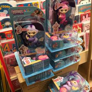 Fingerlings - £17.99 instore @ The Entertainer - Bradford