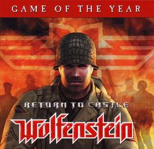 Return to Castle Wolfenstein pc @ steam £0.99