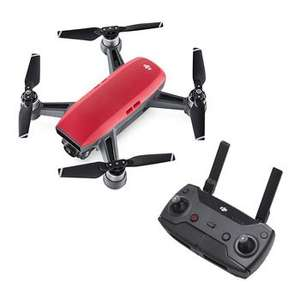 DJI Spark Lava Red Fly-More combo - £479.99 @ Scan