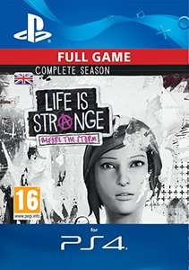 Life is Strange: Before the Storm Complete Season Edition (Download) - £9.49 @ Amazon