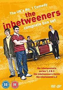 The Inbetweeners Complete Collection (DVD) £14.40 w/ Prime / £16.39 w/o Prime @ Amazon