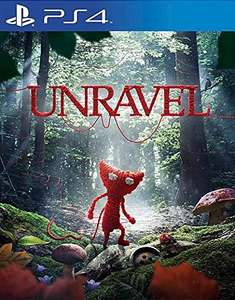 Unravel PS4 game download - £3.99 @ Amazon
