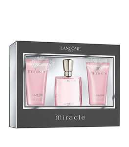 Lancome Miracle Eau de Parfum Gift Set £20 / £25.95 delivered @ Harrods
