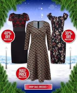 Joe Browns Sale
