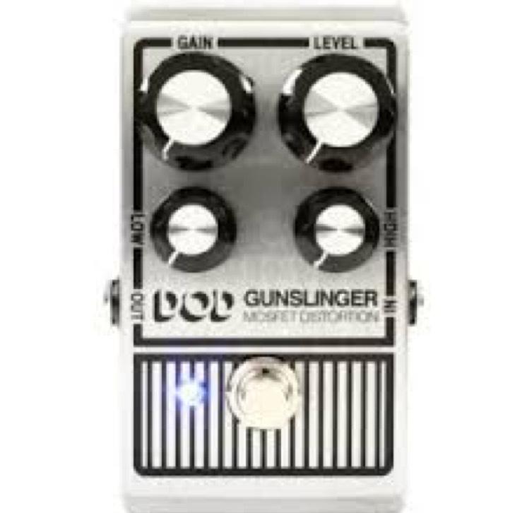 DOD Gunslinger Mosfet Distortion £32.19 (inc. shipping) @ Amazon.com