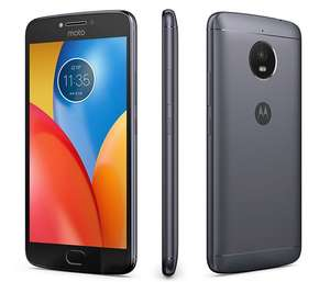 A Moto E4 Plus (3GB RAM, dual SIM) unlocked at Three PAYG incl £10 topup £129.99 @ Three