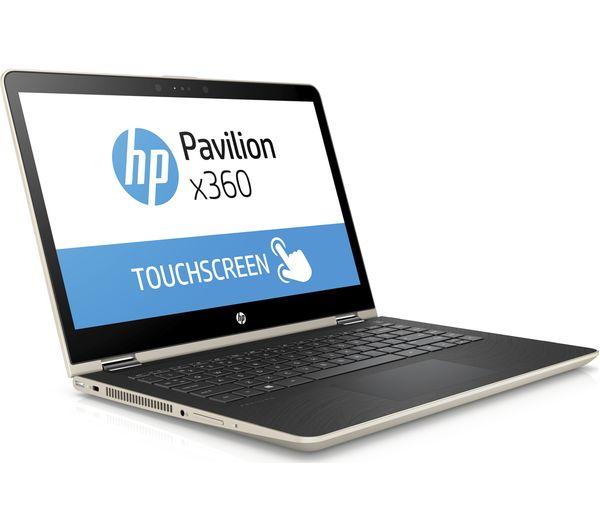 """HP Pavilion x360 14-ba150sa 14"""" 2 in 1 - £449 @ Dixons Travel"""