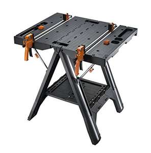 WORX WX051 Pegasus Multi-Function Work Table & Sawhorse. Reduced from £119.99 - £86.99 @ Amazon (Temporarily out of stock)