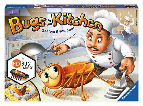 Ravensburger Bugs In The Kitchen - £7.27 Prime / £12.02 non Prime @ Amazon