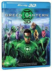 The Green Lantern 3D Blu-ray £1 @ Poundland