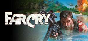 Far Cry PC £2.95 @ steam
