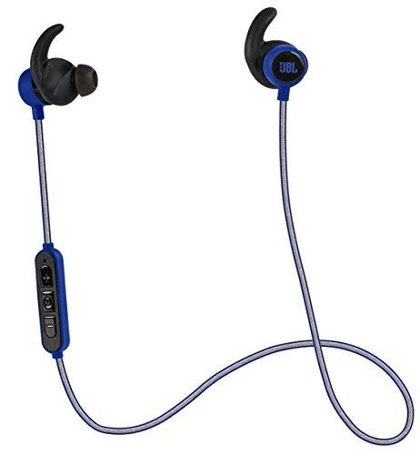 JBL Reflect Mini BT Wireless Bluetooth In-Ear Sweat Resistant Sports Headphones - Blue £49.49 @ Amazon