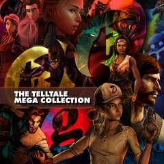 The Telltale Mega Collection (10 games) PS4 - £28.99 (74% off) @ PSN